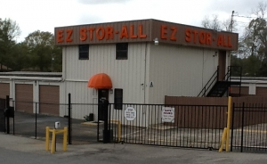 Prichard self storage from EZ Stor-All
