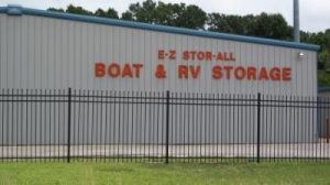 Prichard self storage from EZ Stor-All - Covered Parking