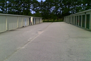 Raleigh self storage from Ample Storage Center - Knightdale