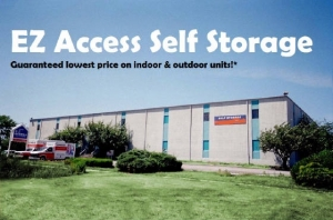Monroe self storage from EZ Access Self Storage