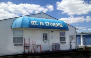 Mechanicsburg self storage from RT. 15 Self Storage