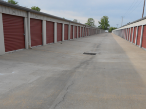 Hixson self storage from Jepco Mini Storage - East Brainerd