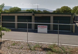 Grand Junction self storage from N F Storage Managed by Renta Space