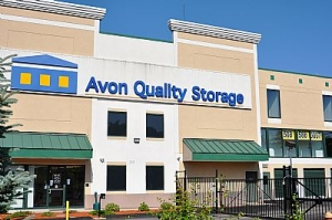 Weymouth self storage from Avon Quality Storage