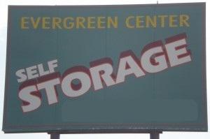 photo of Evergreen Storage