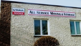 Cleveland self storage from All Service Moving & Storage