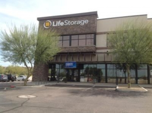 Life Storage - Scottsdale - 7227 East Williams Drive