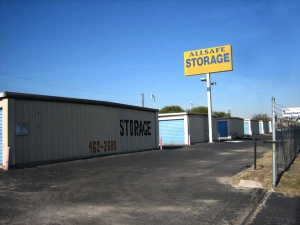 Austin self storage from AllSafe Storage