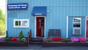 New Market self storage from Advantage Self Storage - Woodsboro