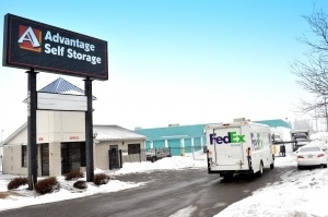 Cheektowaga self storage from Advantage Self Storage - Depew