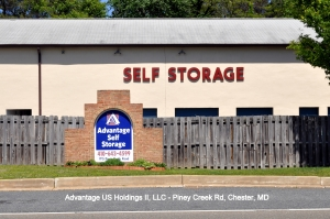 Annapolis self storage from Advantage Self Storage - Piney Creek