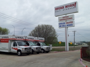 photo of STORE MORE! Self Storage - Grand Prairie