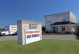 Allen self storage from STORE MORE! Self Storage - Allen