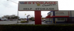 Hialeah self storage from US Storage Centers - Hialeah, W. 16th Ave.