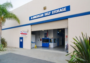 Santa Barbara self storage from A-American Self Storage - Santa Barbara
