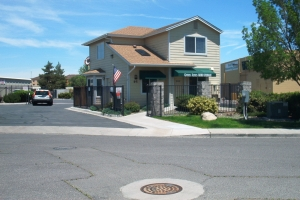 Reno self storage from A-American Self Storage - Green Acres