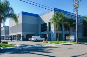 Anaheim self storage from A-American Self Storage - Buena Park
