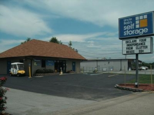 Hixson self storage from Uncle Bob's Self Storage - Fort Oglethorpe
