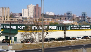 Yonkers self storage from Storage Post - Fordham
