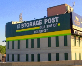 Mt Vernon self storage from Storage Post - Webster Ave