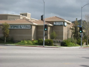 North Hollywood self storage from Enterprise Self Storage Sun Valley
