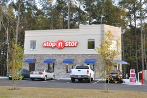 Hardeeville self storage from Stop N Stor 3