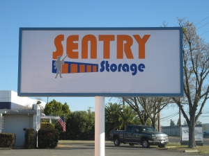 Sentry Storage - Rancho Cordova