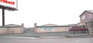 Lehi self storage from AA Alpine Storage - 74 E 500 S - American Fork