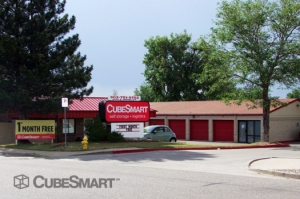 Aurora self storage from CubeSmart Self Storage
