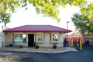 Albuquerque self storage from CubeSmart Self Storage
