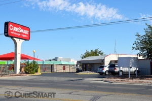 El Paso self storage from CubeSmart Self Storage