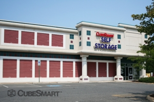 Fredericksburg self storage from CubeSmart Self Storage