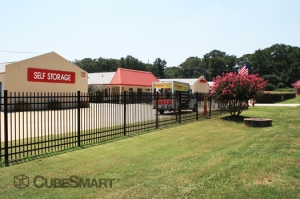 Decatur self storage from CubeSmart Self Storage