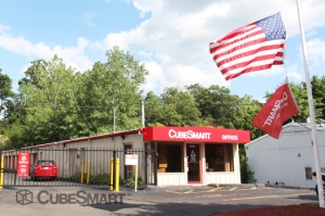 Branford self storage from CubeSmart Self Storage