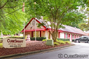 Raleigh self storage from CubeSmart Self Storage