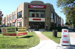 College Park self storage from CubeSmart Self Storage