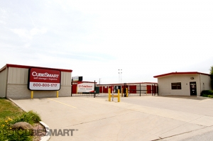 Lockport self storage from CubeSmart Self Storage