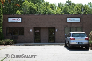 Middletown self storage from CubeSmart Self Storage