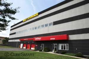 Cambridge self storage from CubeSmart Self Storage