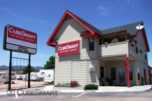 Colorado Springs self storage from CubeSmart Self Storage