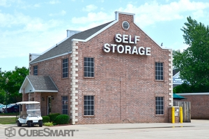 Southlake self storage from CubeSmart Self Storage