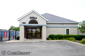 Hilliard self storage from CubeSmart Self Storage