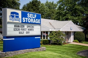 Kentwood self storage from Wyoming Self Storage