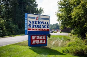 Lansing self storage from National Storage Centers - Lansing (West)