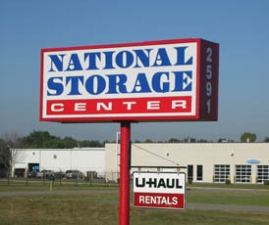 photo of National Storage Centers - Lansing (East)