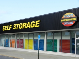 Ann Arbor self storage from State Street Self Storage