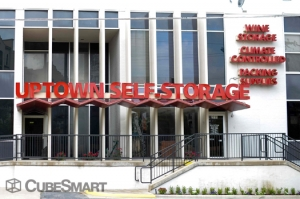 Dallas self storage from Uptown Self Storage