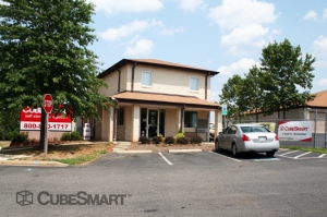 Manassas self storage from CubeSmart Self Storage
