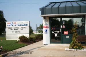 Richmond self storage from CubeSmart Self Storage