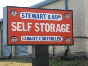 Texas City self storage from Stewart & 89th Self Storage
